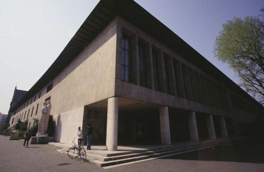 Kollegienhaus der Universität Basel